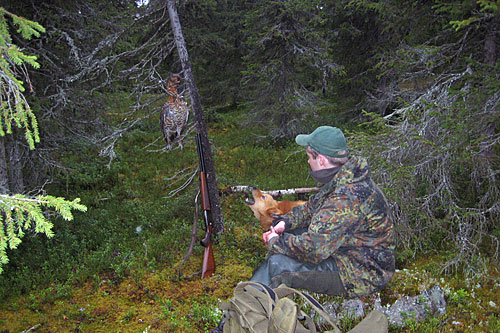 Rellu tykittää 2011 © Erkki Uutela