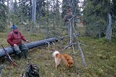 Onnellinen perinnemetsästäjä © Eero Niku-Paavo 2014